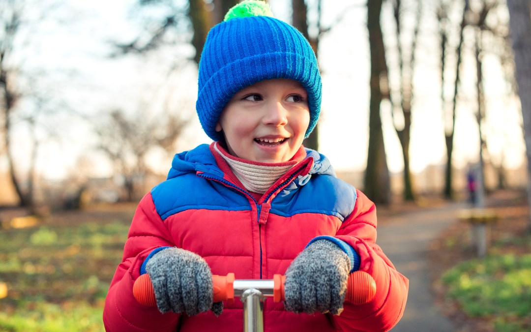 Ways To Get Kids Outdoors This Christmas