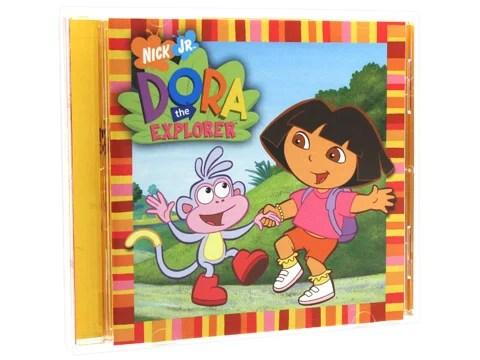 Sony  CD Dora The Explorer  Peters of Kensington