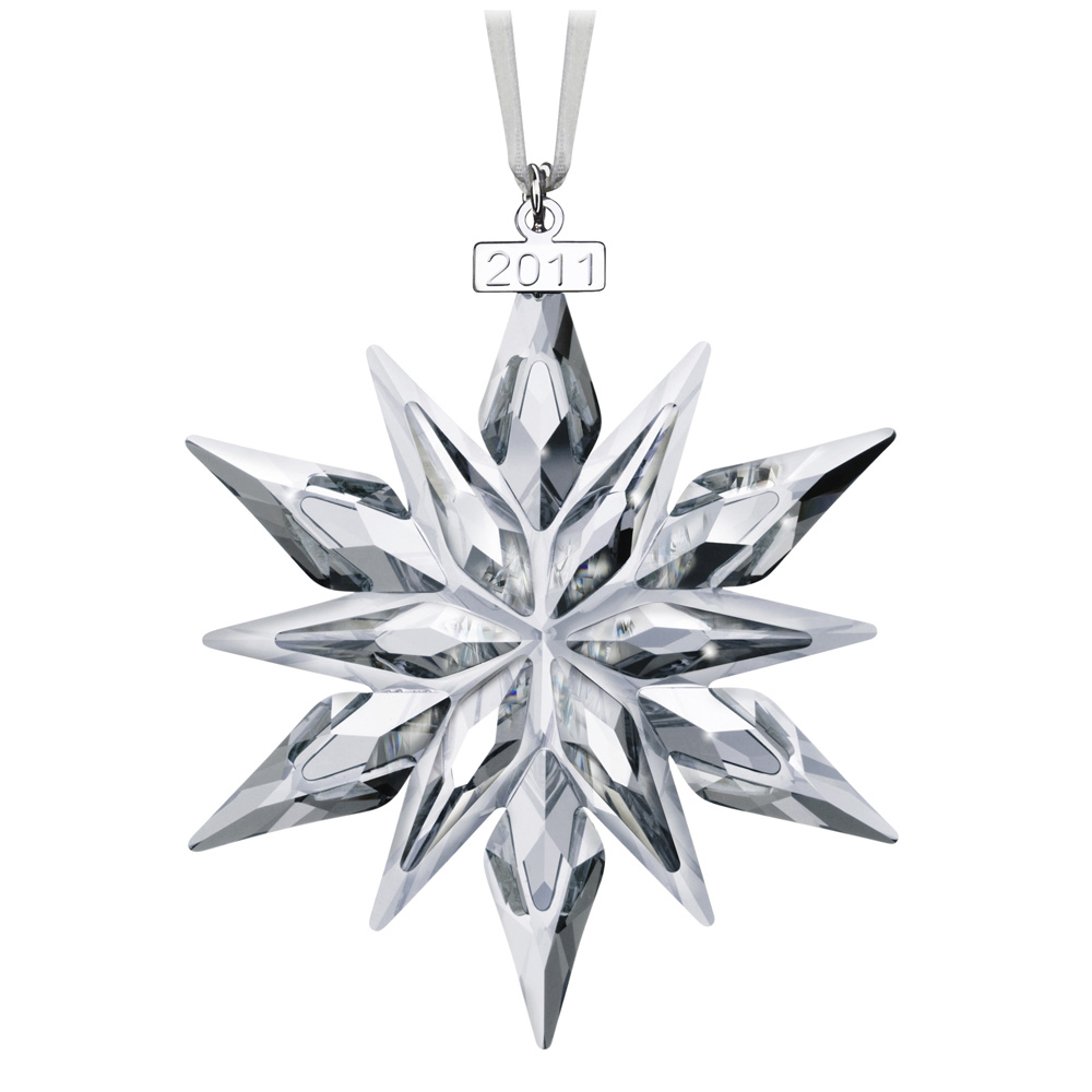 swarovski ornament 2011