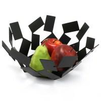 Alessi - La Stanza dello Scirocco Black Fruit Bowl | Peter ...