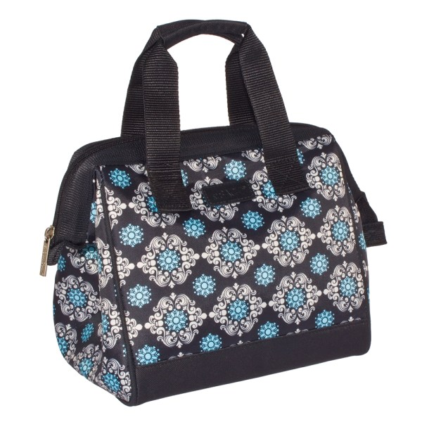 Sachi Insulated Medallion Lunch Bag Small