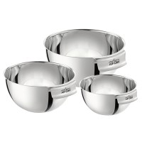 All-Clad - Stainless Steel Mixing Bowl Set | Peter's of ...