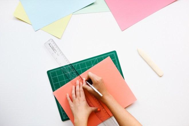 desk, office, pen