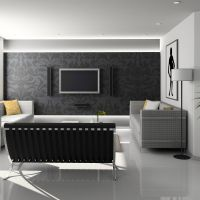 Desktop House Interior Design With Photos Of Layout Computer High Resolution Stock Photos