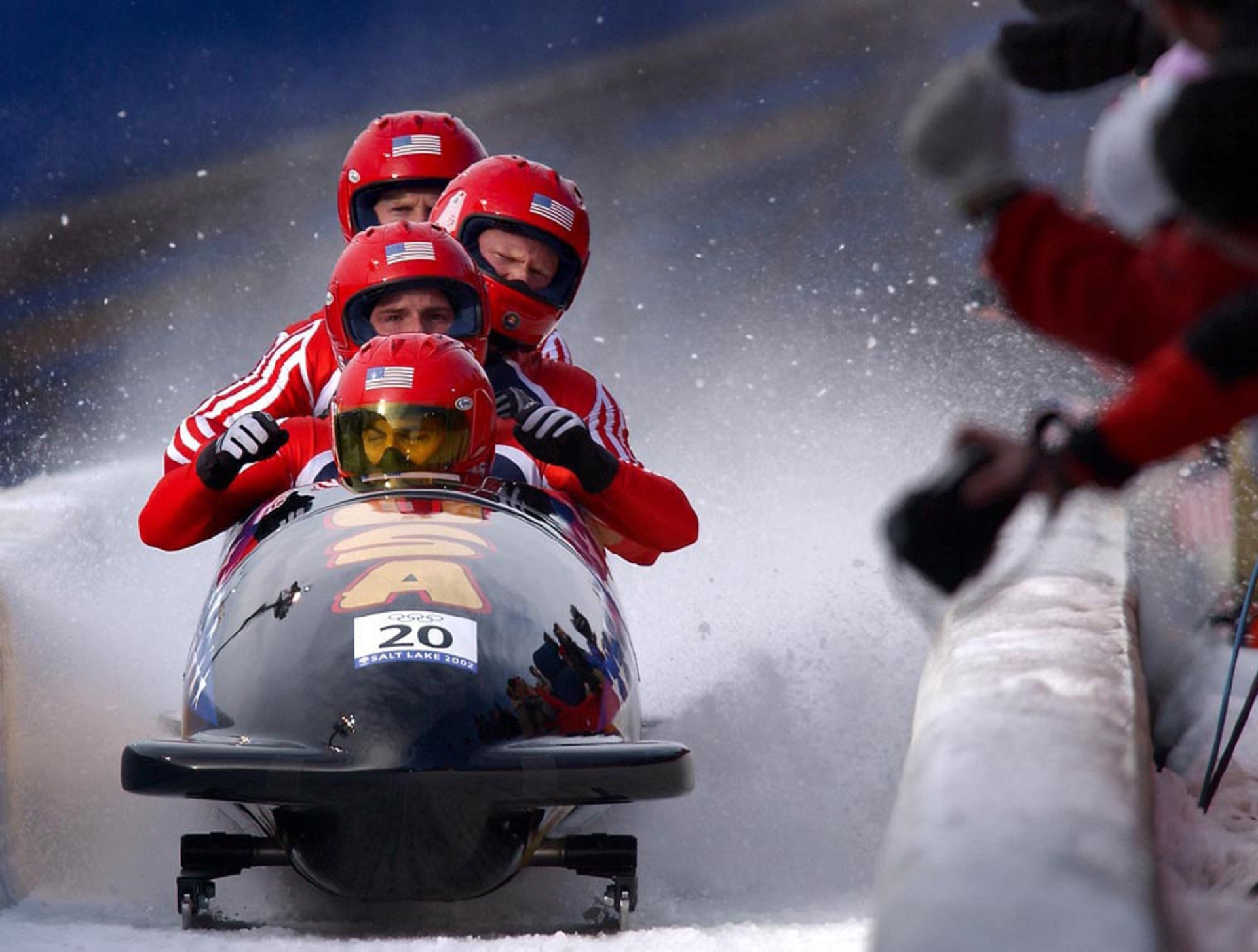 Free Stock Photo Of Athletes Bobsled Bobsleigh