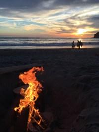 Oceanside Beach Fire Pits. San Diego Beaches Guide San ...