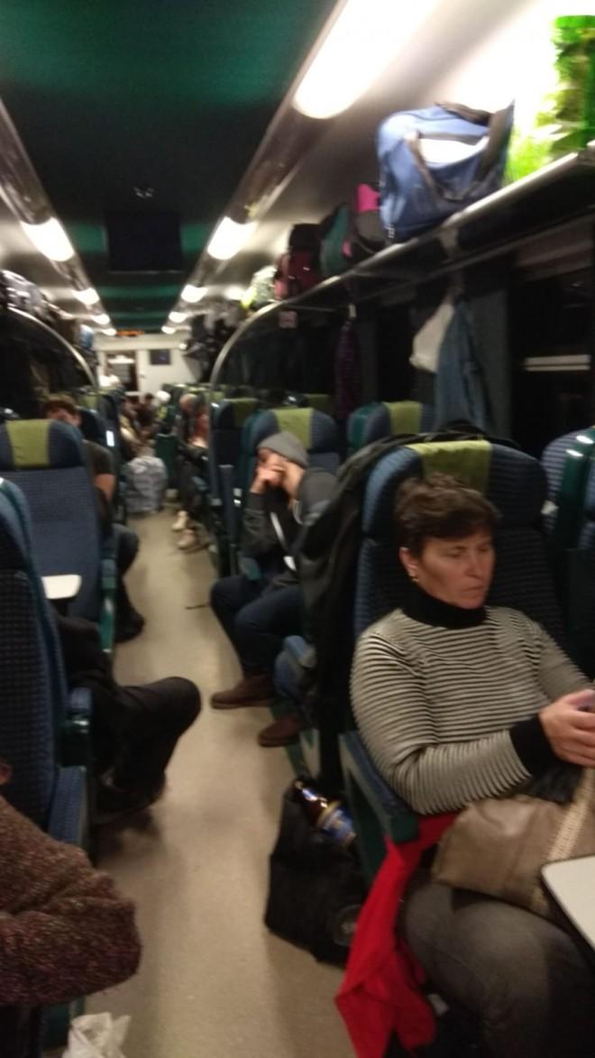 PNL continua sa ne trateze ca pe sclavi! Guvernul a bătut palma cu austriecii: muncitori români vor fi transportați cu trenul să îngrijească bătrâni