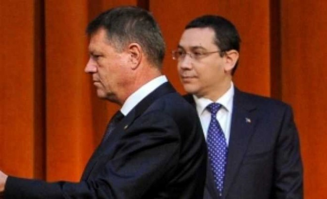 """Ponta catre Iohannis, pe tema tehnocraţilor: """"Pentru acest Guvern a fost nevoie să moară oameni!"""""""