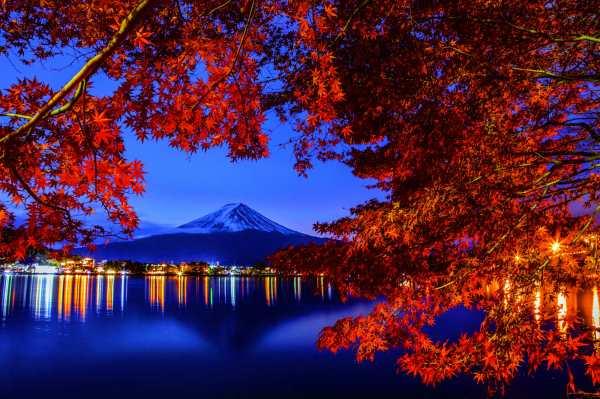 shoot landscapes blue
