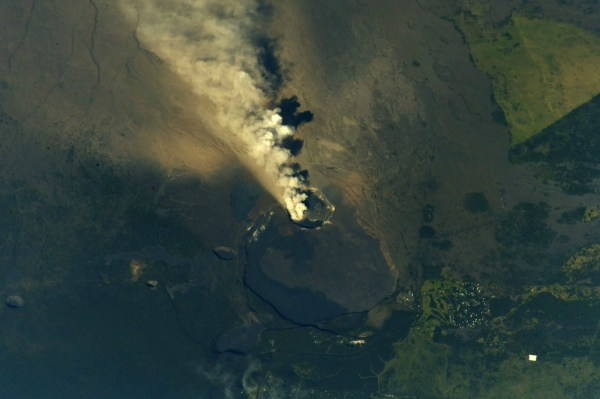 Hawaii' Deadly Volcanic Eruption Space