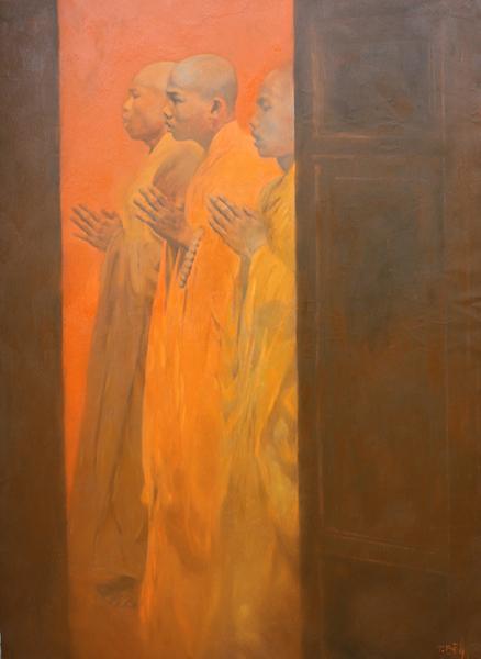 Monk TB003 by Thai Binh Vu