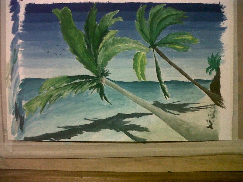 Oil Paintings Wall
