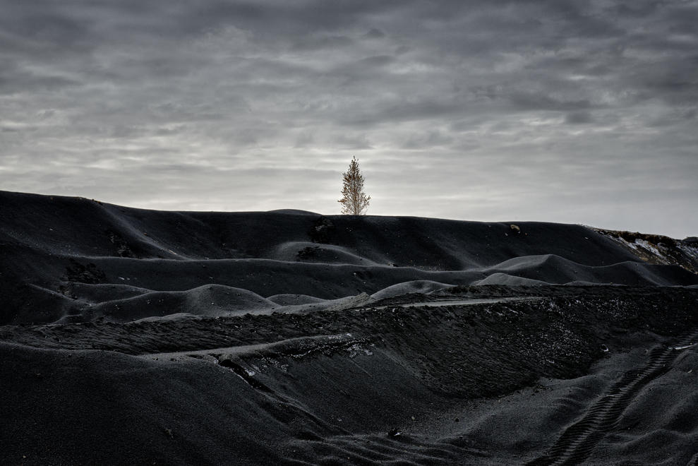 Pierpaolo Mittica, Slag Mountain, Syngenta Photo Award