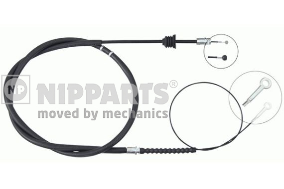 Câble de frein à main pour TOYOTA LAND CRUISER Série 7 2.4