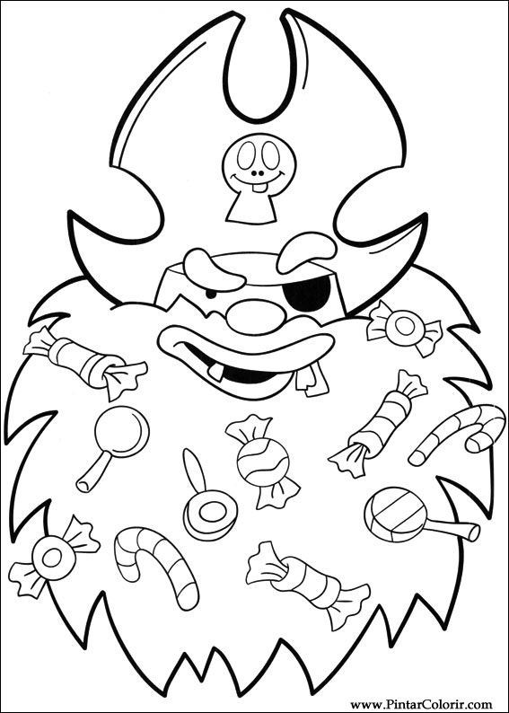 Desenho De Luigi Amigo Do Super Mario Para Colorir