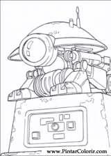 Dibujos para pintar y Color Star Wars