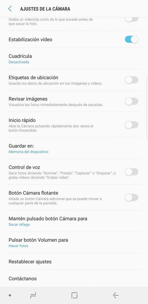 Review Samsung Galaxy S9 y Galaxy S9+