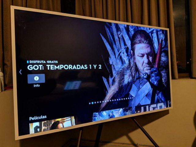 HBO GO y Games of Thrones llegan a las Smart TV de Samsung