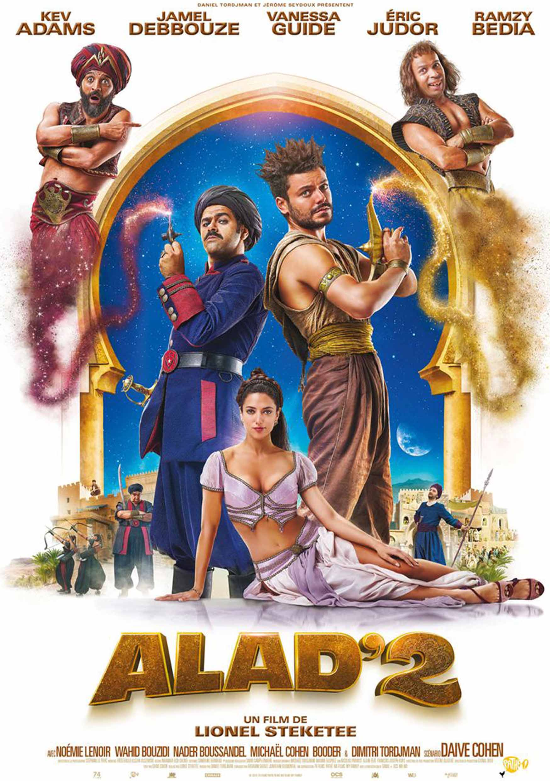 Alad'2 En Streaming Vf : alad'2, streaming, Alad'2, Streaming, (2018), 📽️