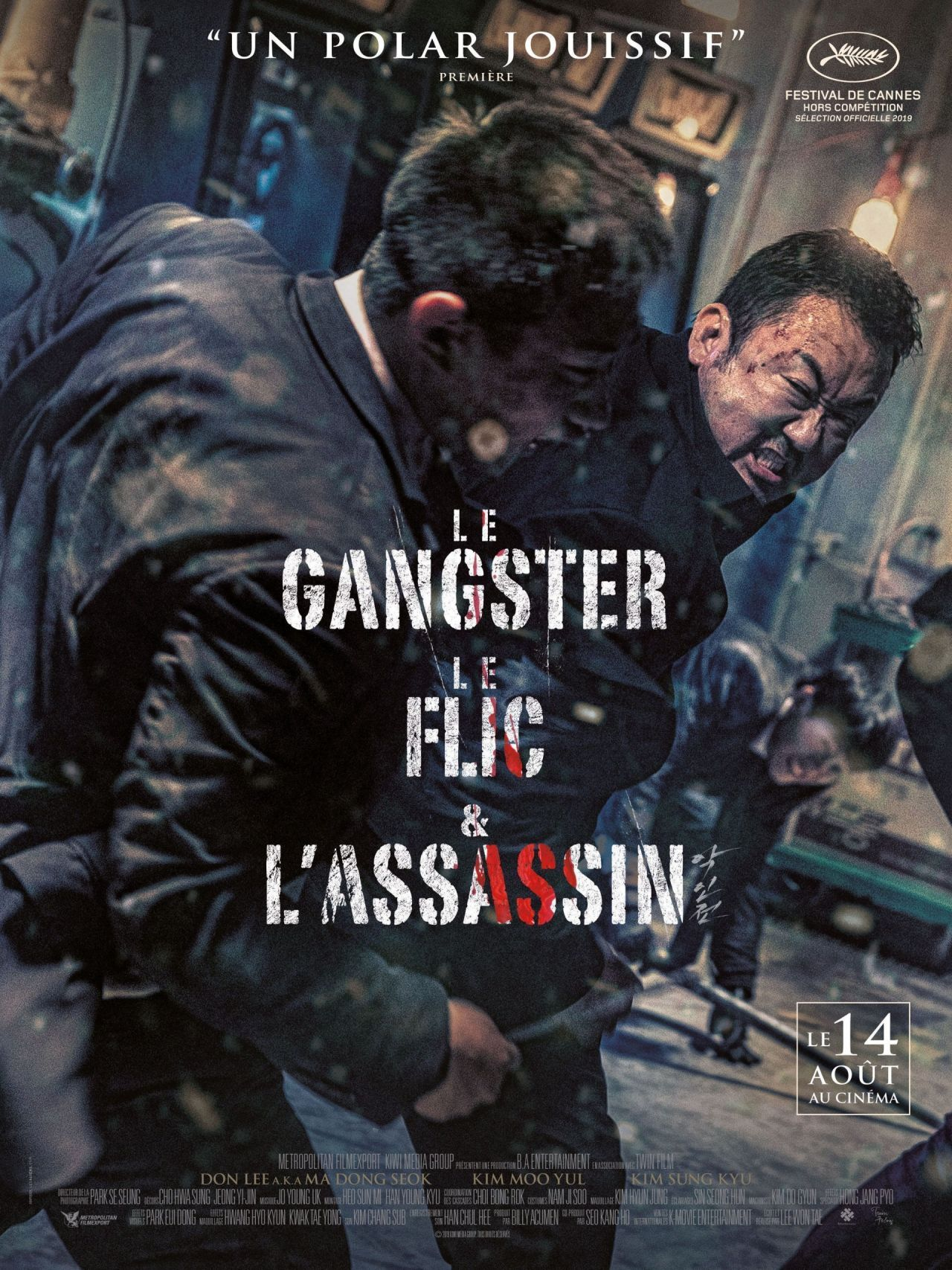 Le Flic De Belleville Vf : belleville, Gangster,, L'assassin, Streaming, (2019), 📽️