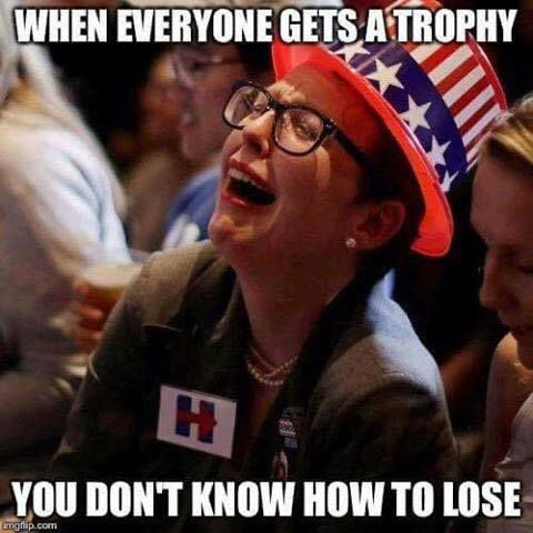 Image result for hillary clinton loss crying meme