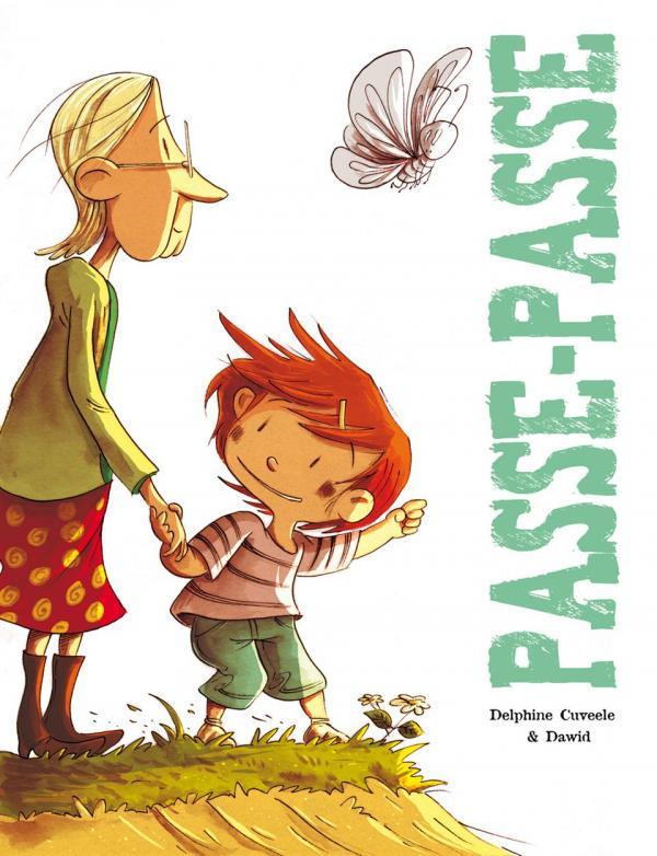 Passe Passe - Delphine Cuveele et Dawid