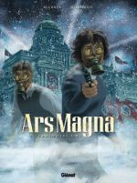 Ars magna T1 : Enigmes (0), bd chez Glénat de Alcante, Jovanovic, Smulkowski