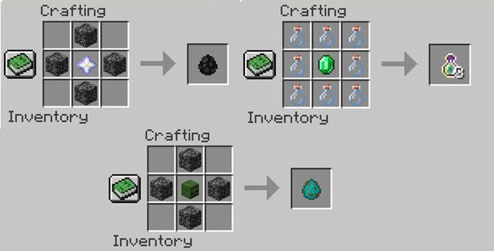 New Crafts Datapack 1.0 Minecraft Data Pack