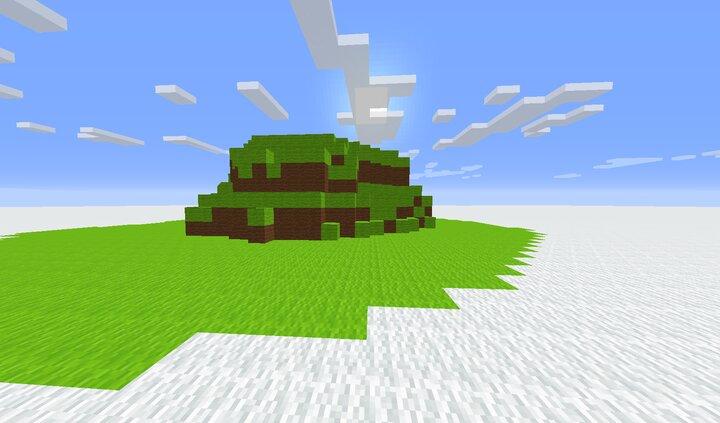 Paint Mod v1 1.14.4 Minecraft Mod