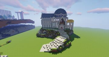 Small Minecraft Town Hall Ideas