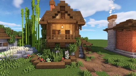 5 Simple Minecraft House Designs Minecraft Map