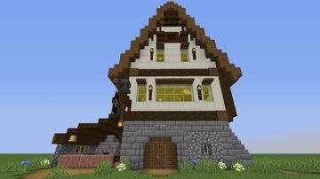 Blacksmith Minecraft Forge Building