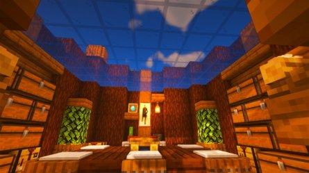 minecraft survival screenshots