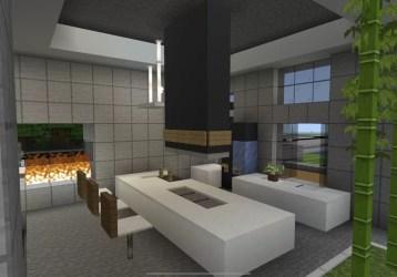 Modern Kitchen Design Minecraft 3 Modern Kitchen Designs Minecraft Map