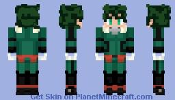 Aug 04, 2021 · my hero academia mod brings the world of anime and manga to minecraft. My Hero Academia-Izuku (Deku) Midoriya Minecraft Skin