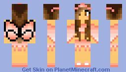 fairy skin princess cute pretty minecraft skins 28th mar published