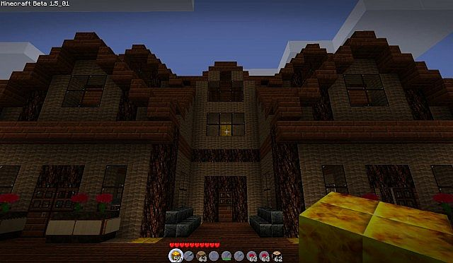Awesome House Minecraft Project