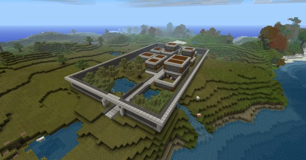 25+ Medieval Kingdoms Minecraft Landscape Pictures and Ideas
