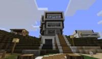 modern house designs Minecraft Project