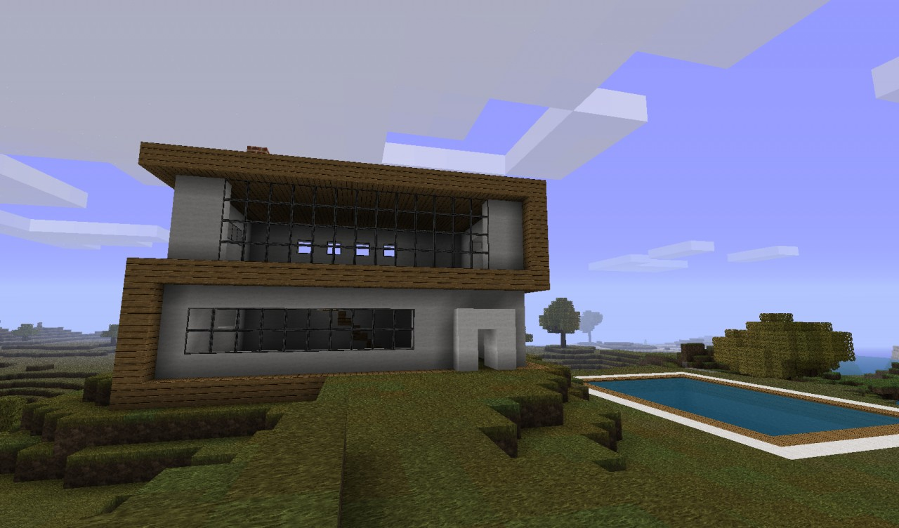 Image Result For Building House Minecraft