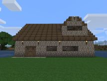 Small Minecraft House