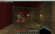 Giant Bed Night Hotel Minecraft Project
