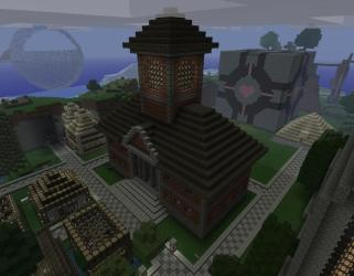 town hall minecraft jun published am blogs planetminecraft