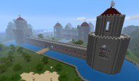 Epic Minecraft Castle!!! Minecraft Project