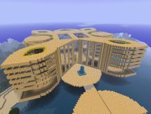 Minecraft Command Hotel