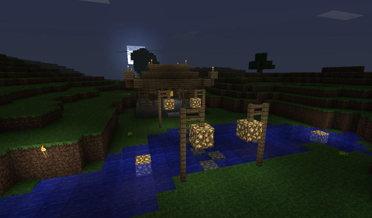 My minecraft world Minecraft Project