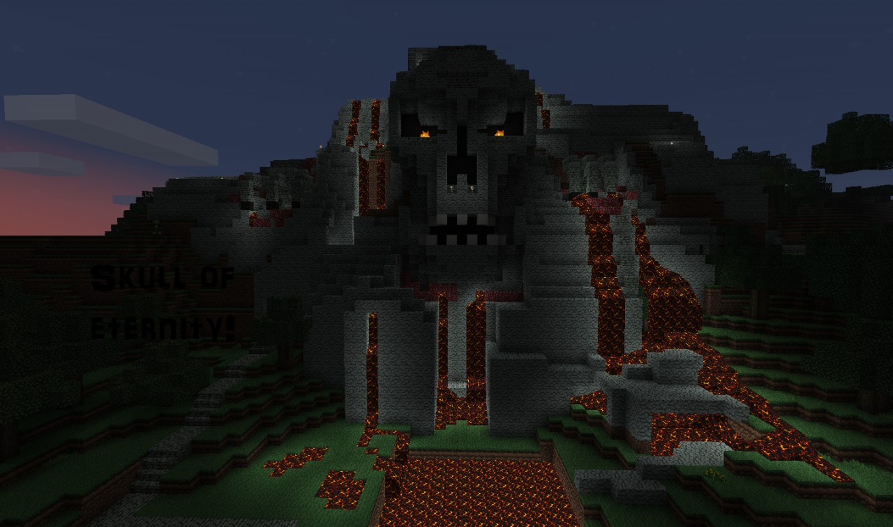 Minecraft Mountain Fortress
