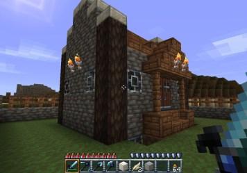 cozy cottage minecraft schemagic