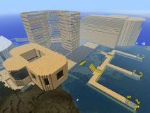 Minecraft Luxury Hotel