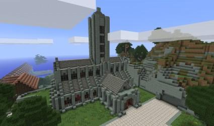 church minecraft medieval planetminecraft classy viewer